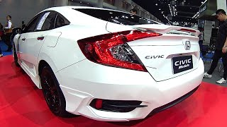 getlinkyoutube.com-All New 2016, 2017 Honda Civic Modulo, Top model, Limited edition