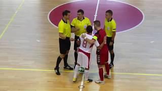 FUTSAL CHAMPION LEAGUE ARÉNA LUČENEC 2018 - ARAZ NAXCIVAN vs. FK VYTIS