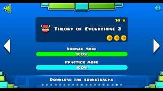 "getlinkyoutube.com-""Geometry dash"" level 18 - Theory of Everything 2 (100%)"