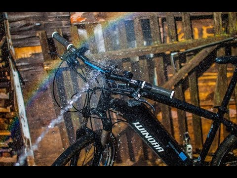 Боится ли электробайк воды опасна ли влага для ... elektrofahrrad