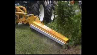 getlinkyoutube.com-SEPPI M. - SMG (old) - Rodside mower / Auslegermulcher / trincia ad assetto variabile
