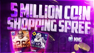 getlinkyoutube.com-Insane 5 MILLION COINS Shopping Spree Madden Mobile 16