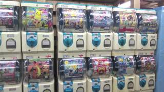 getlinkyoutube.com-Gachapon shop JAPAN