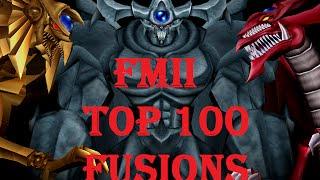 getlinkyoutube.com-[YGO Forbidden Memories II] - TOP 100 Fusions