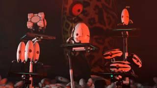 getlinkyoutube.com-The Turret Anthem WIP