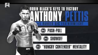 getlinkyoutube.com-Robin Black's Keys to Victory - UFC 206: Anthony Pettis