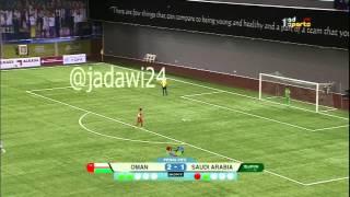 getlinkyoutube.com-تنفيذ ركلة جزاء خورافي للاعب النصر و المنتخب السعودي ضاري العنزي