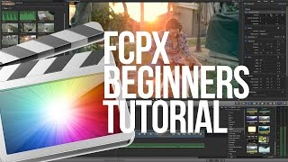 getlinkyoutube.com-Final Cut Pro X Tutorial Beginners