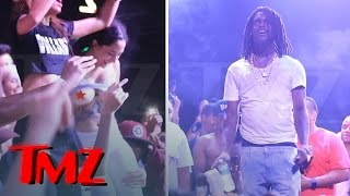 getlinkyoutube.com-Chief Keef Gets Flashed By Fan ...Forgets Everything!! | TMZ