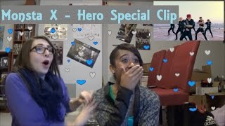 getlinkyoutube.com-Monsta X - Hero Special Clip Reaction