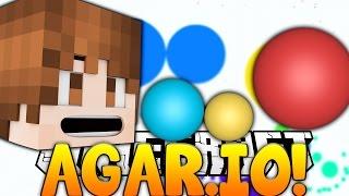 "getlinkyoutube.com-Minecraft Agario! ""IT'S A DISASTER!"