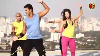 getlinkyoutube.com-Chorégraphie Zumba: Gangnam Style de Ludmilla Marzano