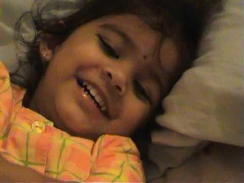 Aadya's Mero Gaun Jyamire Baal Geet