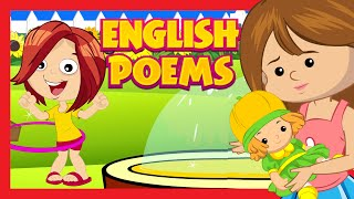 ENGLISH POEMS For KIDS | Nursery Rhymes Collection | Baby Poems In English | Rhymes 2016 width=