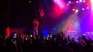 J. Cole - Lights Please & In The Morning live @ Londre