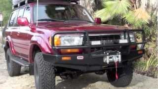 getlinkyoutube.com-Custom 80 Series Toyota Land Cruiser by TLC