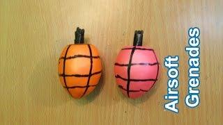 getlinkyoutube.com-How to Make Airsoft Grenades Cracker(Safe Cracker) - Easy Tutorials