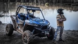 getlinkyoutube.com-Polaris RZR XP 1000 Mudding Fun