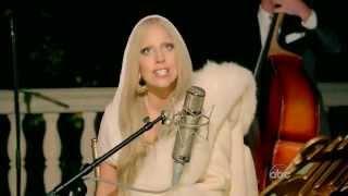 getlinkyoutube.com-Lady Gaga - White Christmas  (Live from 'A Very Gaga Thanksgiving')