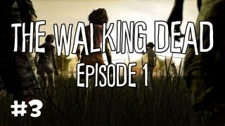 getlinkyoutube.com-The Walking Dead: The Game (EPISODE 1) w/ Ze - Episode 3: OHI HERSHEL