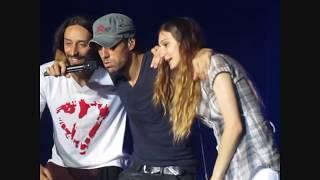 getlinkyoutube.com-Enrique Iglesias + marriage proposal, Sofia - 14.05.2016