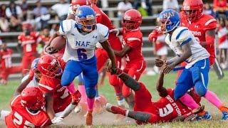 Edmondson-Westside vs NAF High School Football 2015