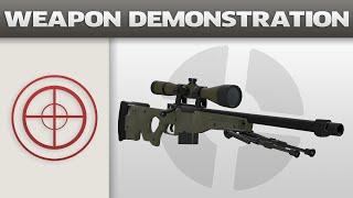 getlinkyoutube.com-Weapon Demonstration: AWPer Hand