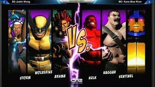 getlinkyoutube.com-Justin Wong vs KaneBlueRiver - Capcom Cup UMVC3 Winners Bracket