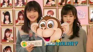 getlinkyoutube.com-SNH48《樂見大牌》:被爆色誘成員,竟無言以對? 鞠婧禕 林思意 馮薪朵 龔詩淇