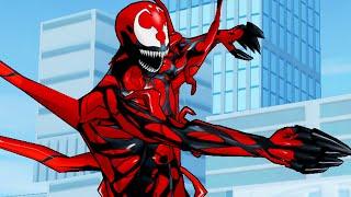 getlinkyoutube.com-Symbiote Spider-Man & Venom VS Carnage Boss Battle!
