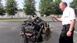 getlinkyoutube.com-Slick 50 Engine Teardown - Episode 2