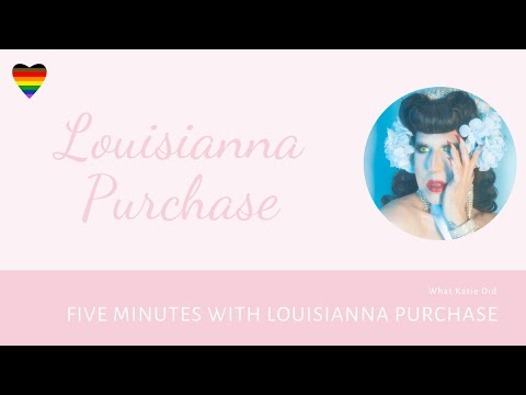 Five Minutes with Louisianna Purchase