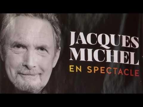 Jacques Michel en spectacle le 22 octobre à l'Espace Félix-Leclerc