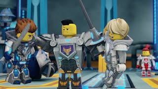 getlinkyoutube.com-LEGO® NEXO KNIGHTS™ - Episodio 2: Il Libro dei Mostri, Seconda parte (IT)