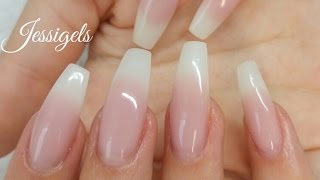 getlinkyoutube.com-♡ How to: Natural Gelnails