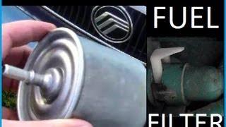 getlinkyoutube.com-How to Change a Fuel Filter