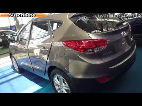 hyundai tucson ix35 2013 colombia video de carros auto show medellin 2012 FULL HD