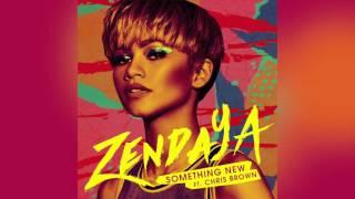 getlinkyoutube.com-Zendaya Something New ft Chris Brown (Official Audio)