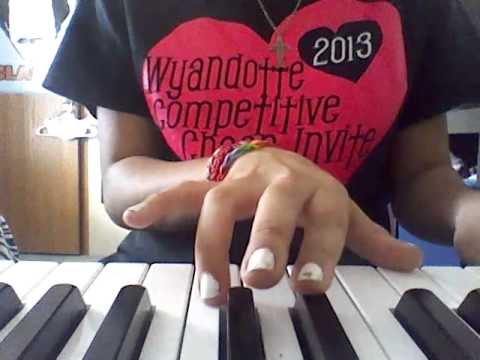 summertime sadness piano cover