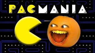 Annoying Orange - Pacmania width=