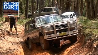 getlinkyoutube.com-4WD trip to Jenolan State Forest - 4x4 Action