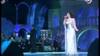 getlinkyoutube.com-Najwa Karam Medley part 1 - Doha 2010