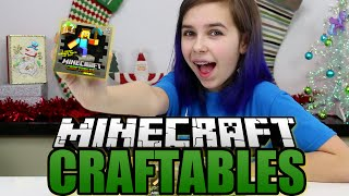getlinkyoutube.com-MINECRAFT CRAFTABLES SURPRISE BLIND BOX PT2 | RadioJH Audrey