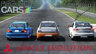 getlinkyoutube.com-Project C.A.R.S. / Mitsubishi Lancer Evolution VI T.M.E + IX FQ360 + X FQ400 / @Nordschleife