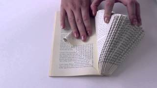 getlinkyoutube.com-DIY - Book art