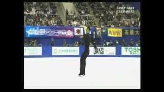 getlinkyoutube.com-高橋大輔 フリー 世界歴代最高得点 全日本選手権 2012/12/22