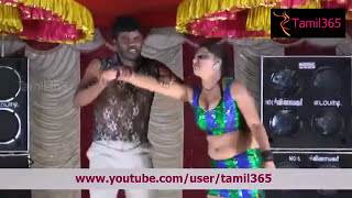 getlinkyoutube.com-New Tamil Village  Record Dance 2016   Adal Padal Dance