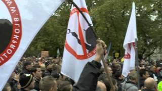 getlinkyoutube.com-DEMONSTRACE NE Islámské imigraci v Praze na Náměstí Míru  (28.10.2015)