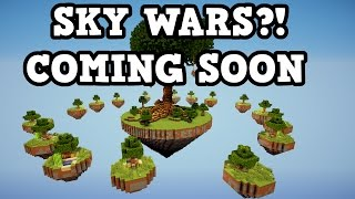 Minecraft Xbox 360 / PS3 - Flying Sky Wars Coming SOON!?
