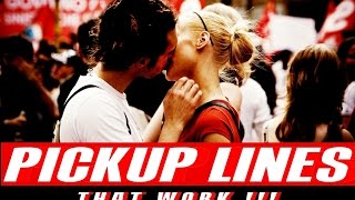getlinkyoutube.com-3 PICKUP LINES THAT WORK ON BEAUTIFUL WOMEN | TOP 3 NON-CHEESY PICK UP LINES ( NON PRANK )
